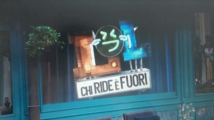 LOL: Chi Ride È Fuori, logo - Fonte: Instagram