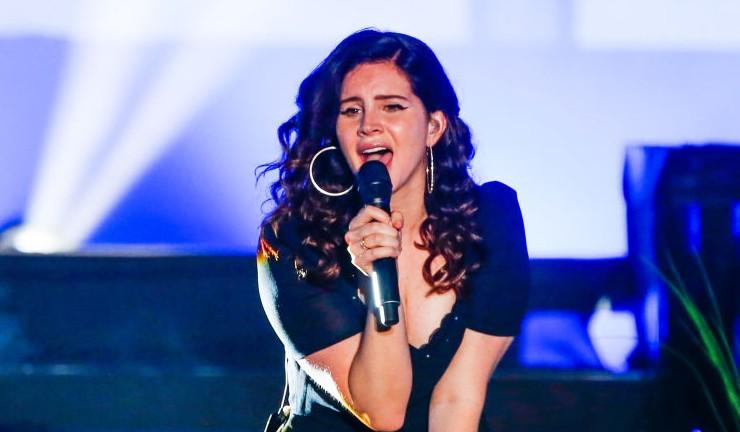 Lana Del Rey criticata, cantante statunitense - Fonte: Getty Images