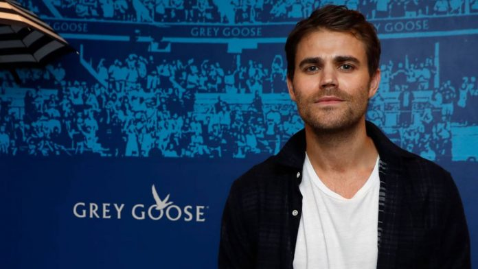 L'attore Paul Wesley