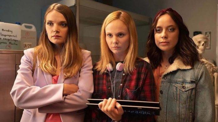 Le ragazze della serie Netflix,