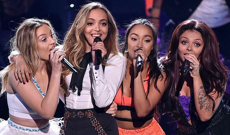 Little Mix, girl group britannico - Fonte: Getty Images