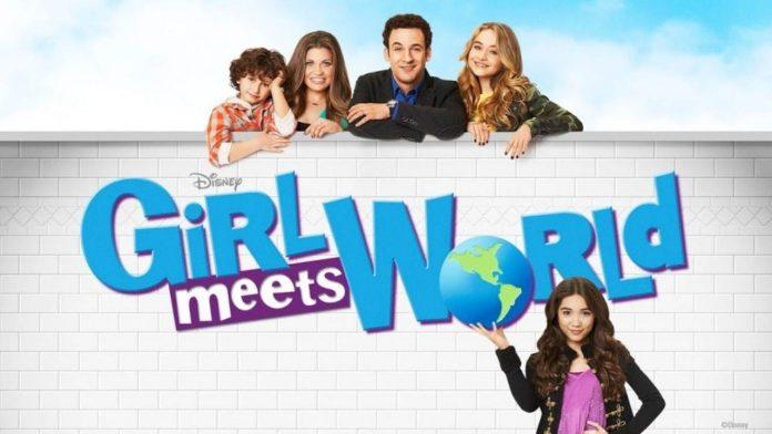 Logo della serie Disney, Girl Meets World