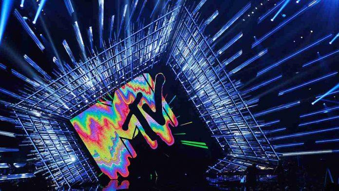 MTV logo colorato