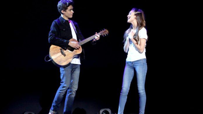 Olivia Rodrigo e Joshua Bassett - Fonte: Getty Images