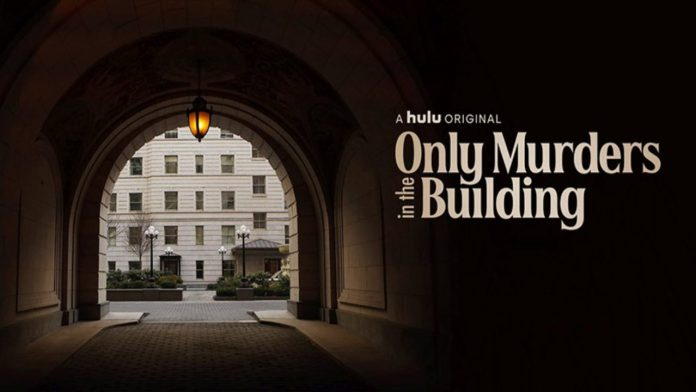 Only Murders in the Building, logo - Fonte: Instagram