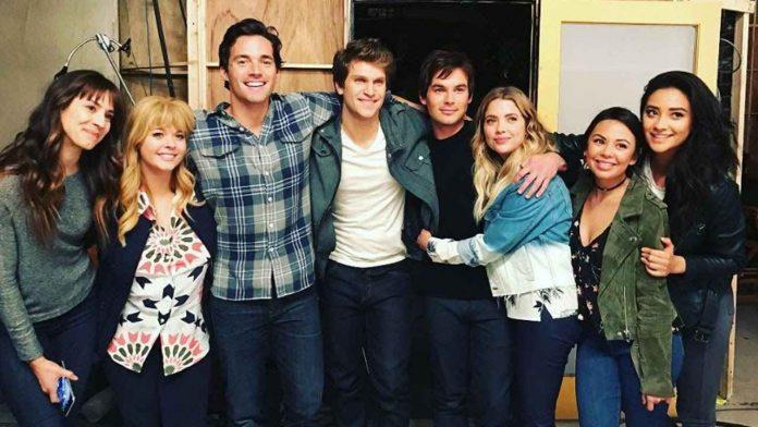 Pretty Little Liars, il cast - Fonte: Instagram