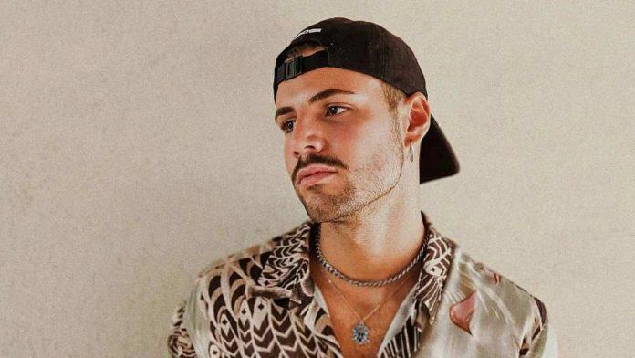 Raffaele Renda, cantante di Amici 20 - Fonte: Instagram