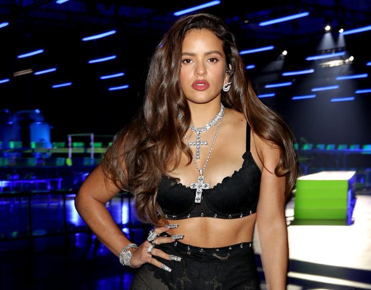 Rosalía, cantante spagnola - Fonte: Getty Images