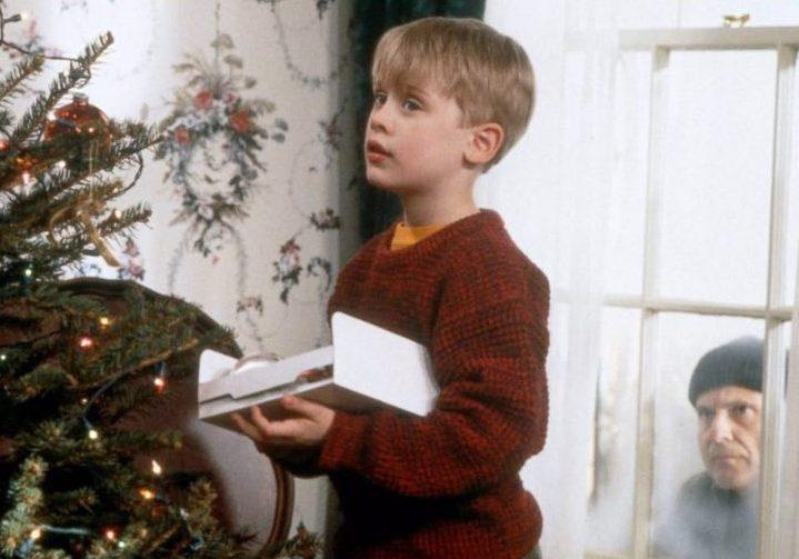 "Macaulay Culkin in ""Mamma ho perso l'aereo"", Fonte: Instagram"