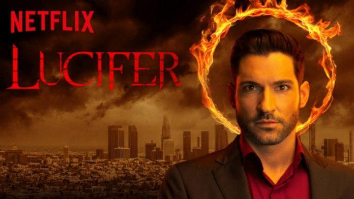 Lucifer, serie Netflix - Fonte: Instagram