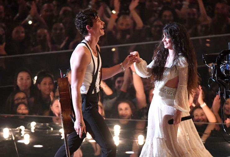 Camila Cabello e Shawn Mendes - Fonte: Getty Images