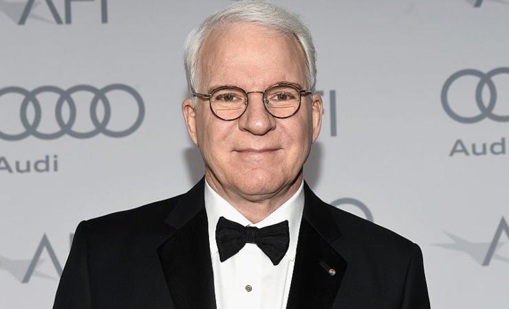 Steve Martin, attore statunitense - Fonte: Getty Images