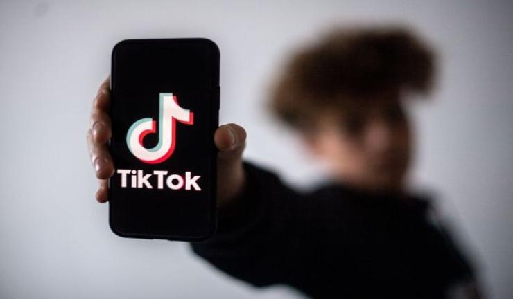 TikTok, logo - Fonte: Instagram