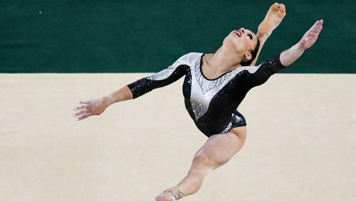 Vanessa Ferrari, ginnasta italiana