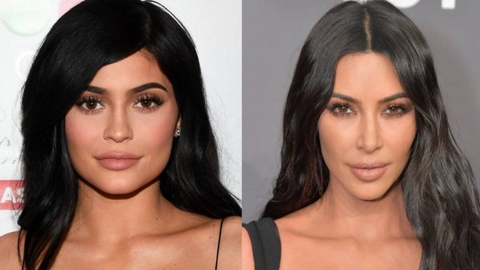 Kim Kardashian e Kylie Jenner - fonte Gettyimages