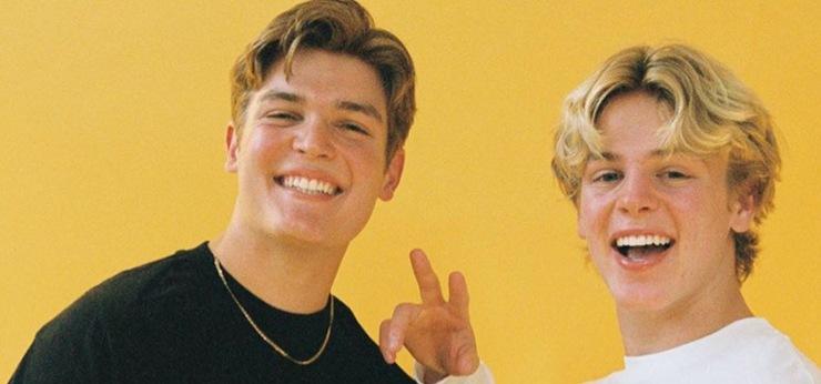 James e Jack Wright.