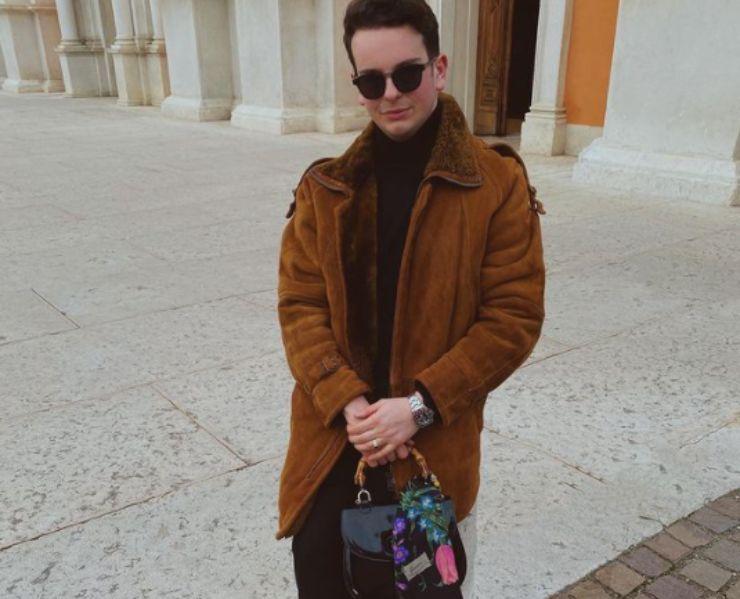 Leonardo Barbieri Maini a Carpi - fonte Instagram