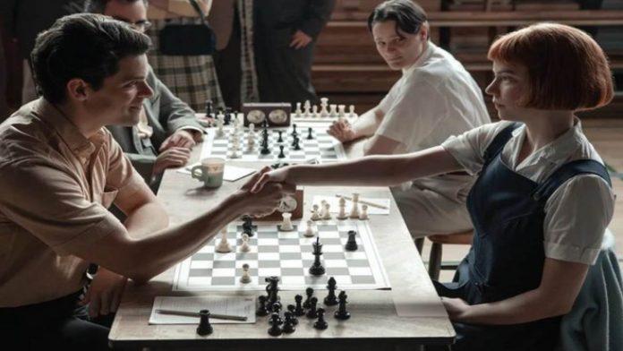 La regina degli scacchi 2 - fonte Instagram