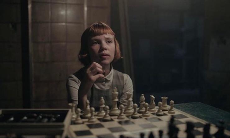 La regina degli scacchi - fonte Instagram