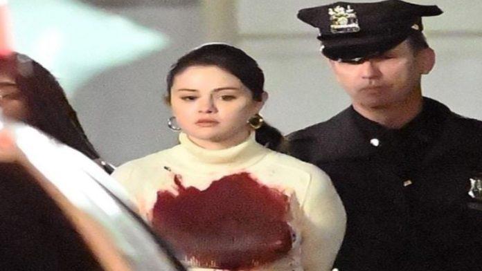Selena Gomez Arrestata - Fonte social