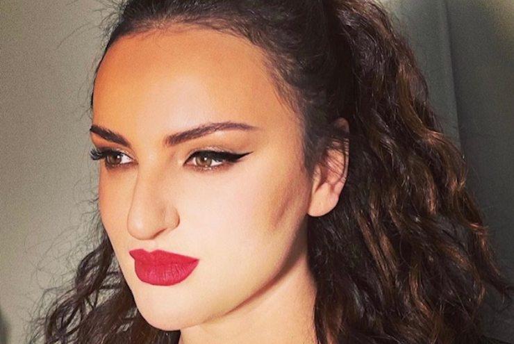 Arisa, cantante italiana