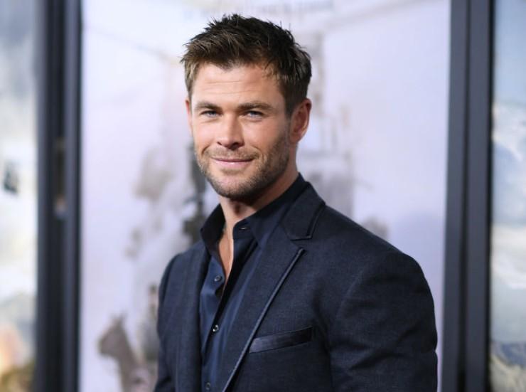 Chris Hemsworth, attore e modello australiano