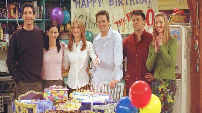 Friends The Reunion teaser