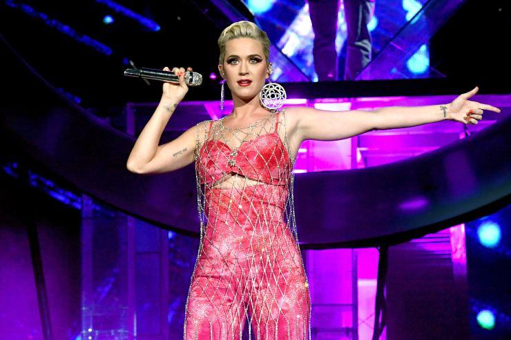 Katy Perry Concerto. Fonte: Getty