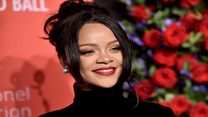 Rihanna look foto.
