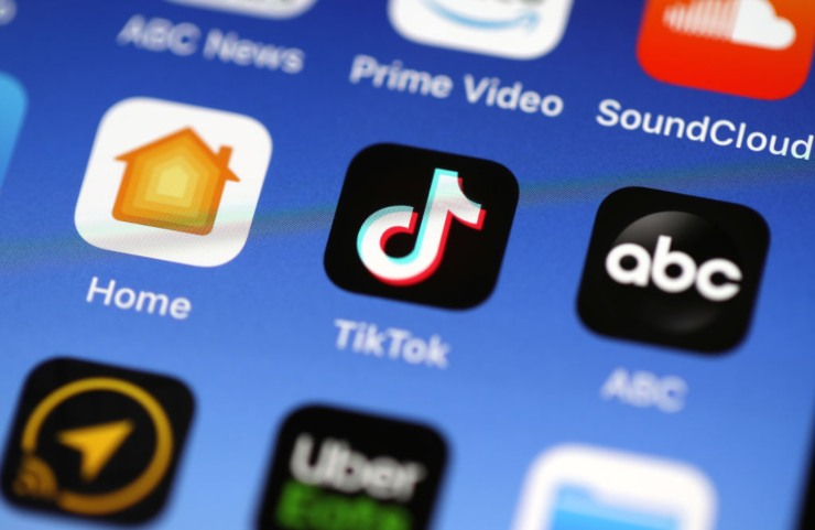App Tiktok - fonte Gettyimages