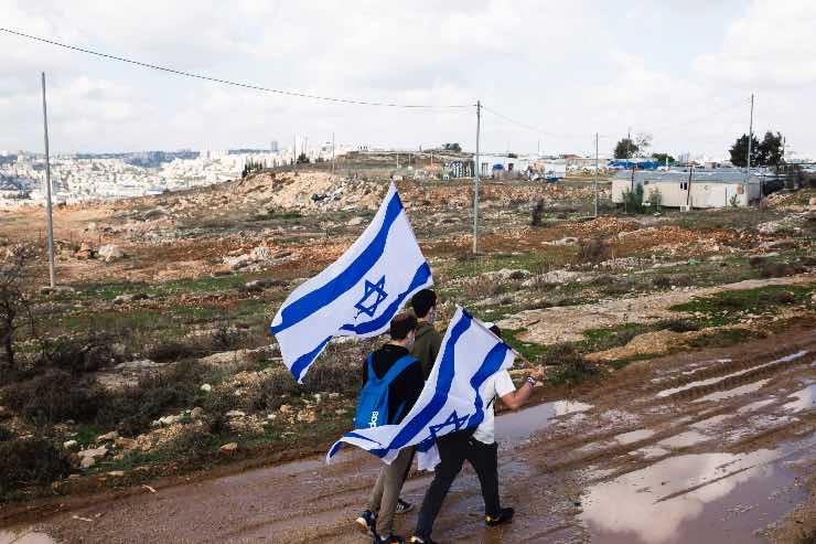 Territorio israeliano