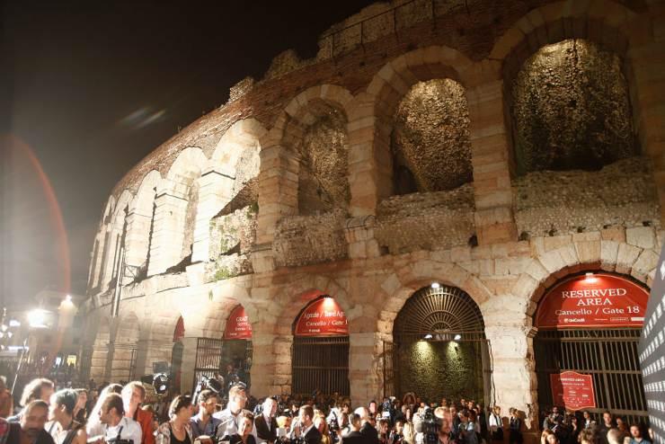 Arena di Verona - fonte Gettyimages