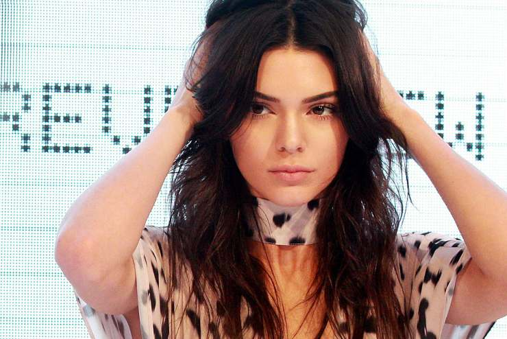 Kendall Jenenr modella