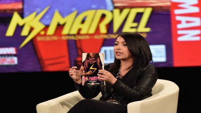Ms Marvel Iman Villani. Fonte: Getty
