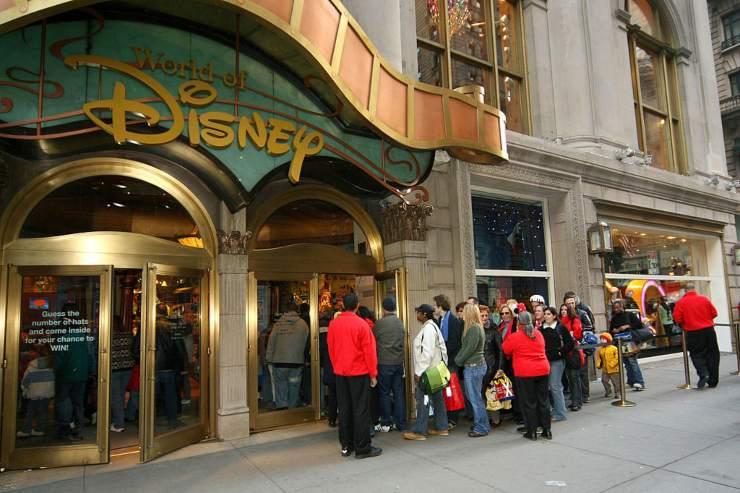Negozio Disney