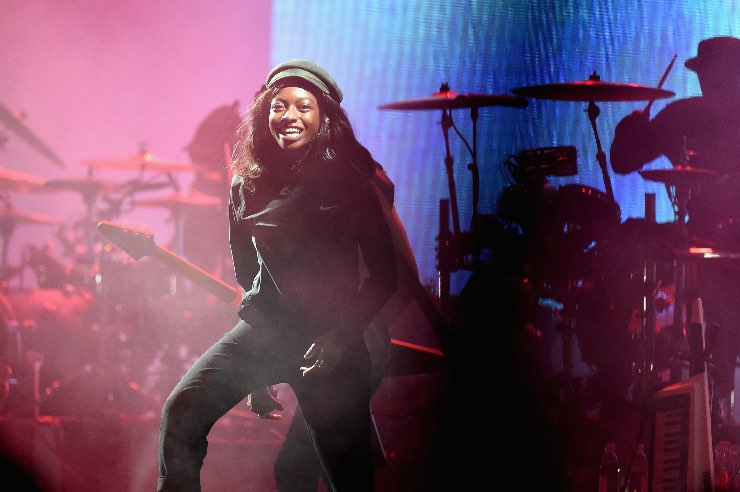 Little Simz, Fonte: Getty Images