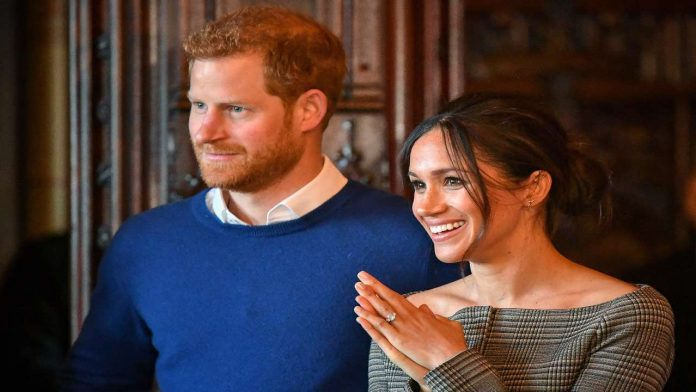 Duca e Duchessa del Sussex al Vax Live, Fonte: Getty Images