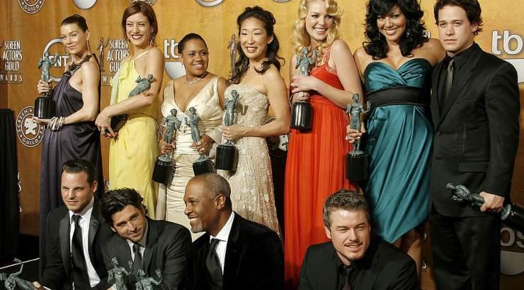 Grey's Anatomy anticipazioni cast