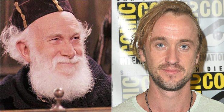 Tom Felton nonno