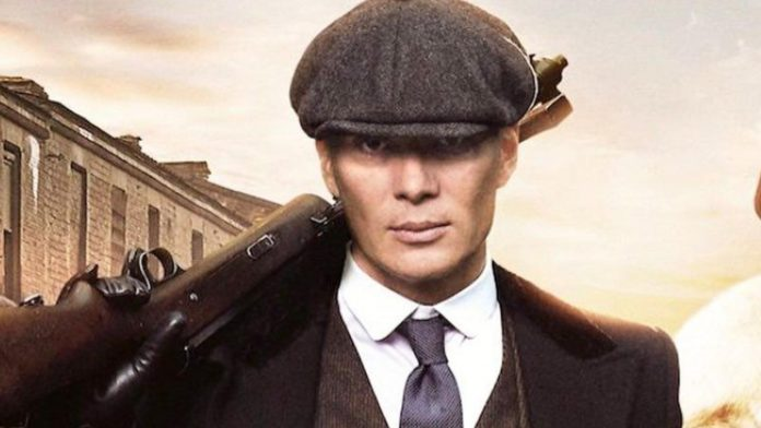 Il protagonista di Peaky Blinders, serie Netflix