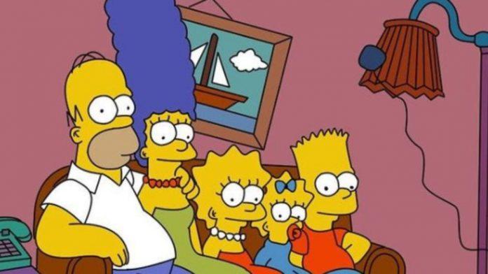Famiglia Simpson. Fonte: Instagram