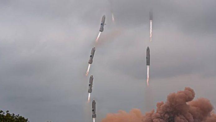 Starship SpaceX. Fonte: Social