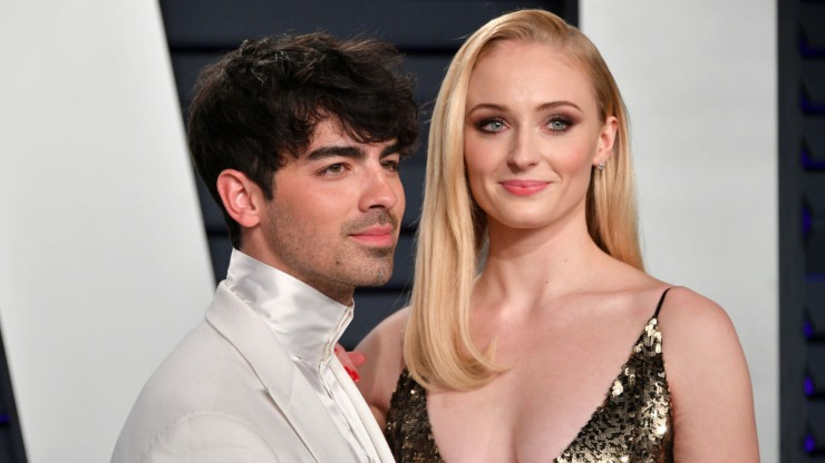 Joe Jonas e Sophie Turner (1)
