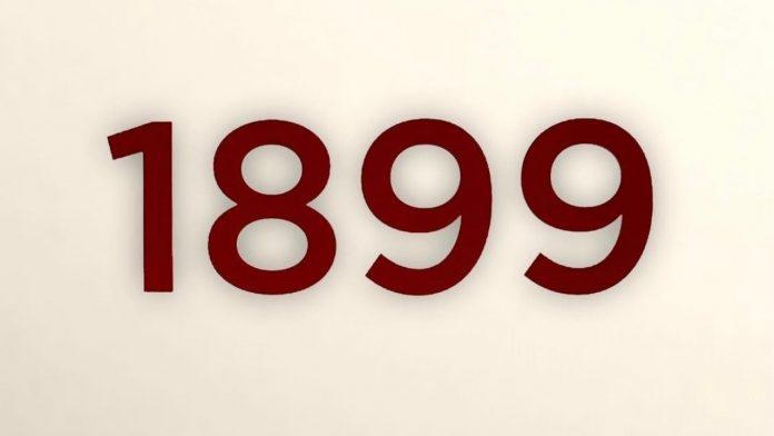 Logo della serie Netflix 1899