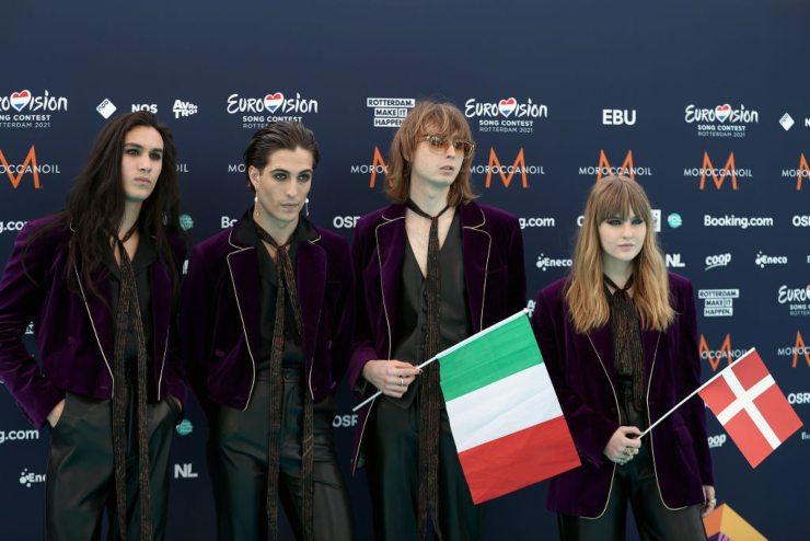 Maneskin, gruppo musicale italiano