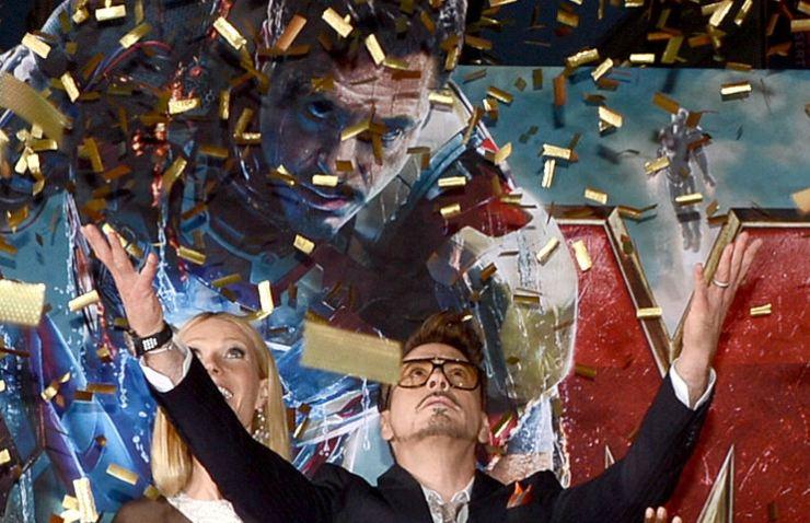 Marvel, Iron Man 3 premier