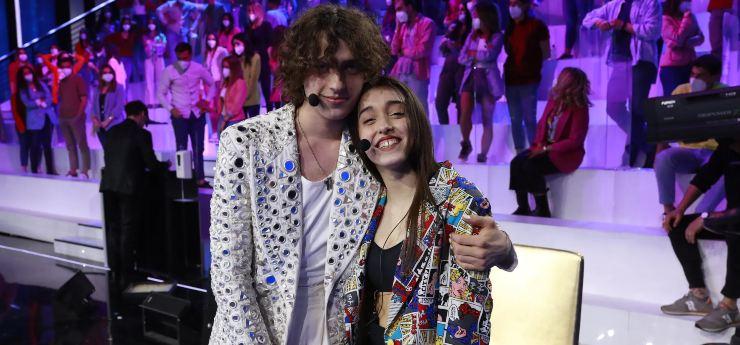 Amici 20 Sangiovanni e Giulia