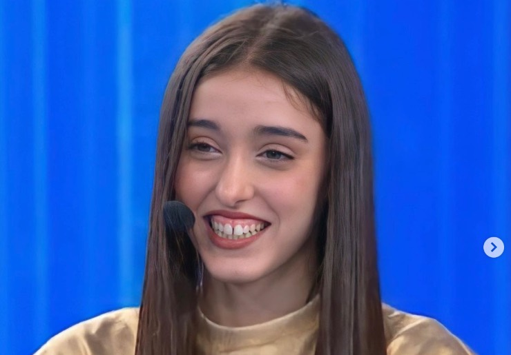 Amici 20, Giulia Stabile