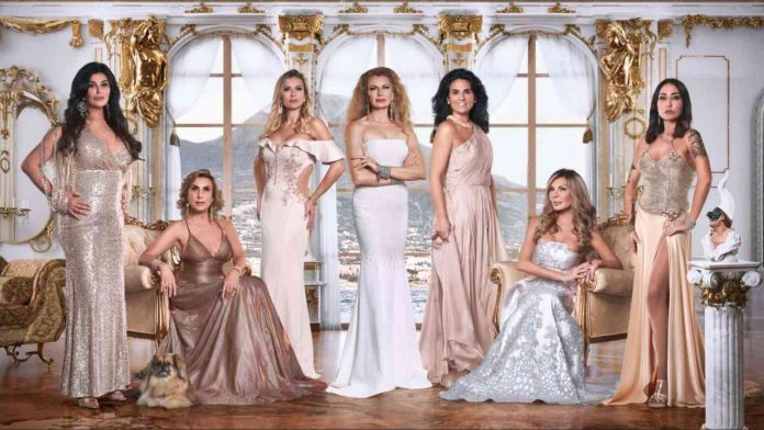 The Real Housewives Napoli 3