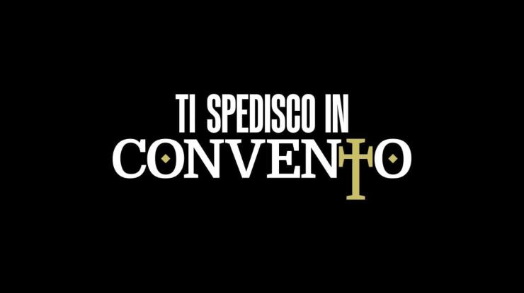 Ti spedisco in Convento, logo - Fonte: Instagram